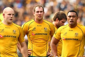 The Wallabies shock loss to Samoa is 'the wake-up call Australia needs'. Photo / Getty Images