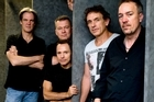 Aussie band Cold Chisel as they are now. Photo / Supplied
