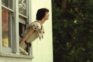 Miranda July acts and directs in 'The Future'. Photo / Supplied