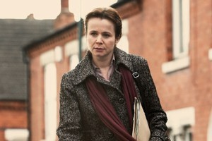 Emily Watson's performance as Margaret is buttoned-down and remote in Oranges and Sunshine. Photo / Supplied