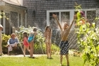Go from mortgage-free security in a small backyard to debt with a big garden for the kids only if the downside's been contemplated. Photo / Thinkstock