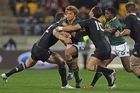 Patrick Lambie looked impressive. Photo / Getty Images