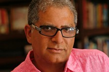 Deepak Chopra. Photo / Supplied