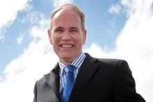 Mayor Len Brown. Photo / Doug Sherring