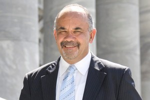 Maori Party MP Te Ururoa Flavell. Photo / Mark Mitchell