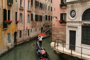 Heritage groups want to limit the number of tourists to Venice.  Photo / Jim Eagles