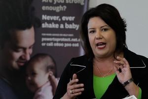 Minister of Social Development and Employment Paula Bennett. Photo / Brett Phibbs