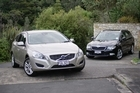 The Volvo V60 D5 AWD and Skoda Superb TDI 4x4 have come along just in time. Photo / Supplied