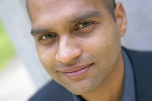 Aravind Adiga's compelling new novel is a follow-up to his Booker-Prize winning The White Tiger. Photo / Supplied
