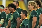 The Springboks will look to bounce back against the All Blacks on Saturday. Photo / Getty Images