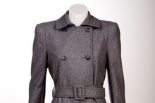 Helen Cherry 'Lezark' wool cashmere trench coat, $598, down from $898. Photo / Babiche Martens