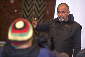 MP Te Ururoa Flavell. Photo / Daily Post