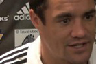 "The All Blacks will be ""fizzing"" against South Africa, but Dan Carter also has a warning."