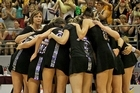 The Silver Ferns react after losing the World Championship final. Photo / Getty Images