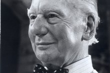Sir John Gielgud was c