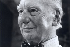 Sir John Gielgud was committed to his craft. Photo / Royalty Free