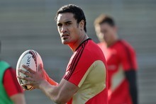 Jerome Kaino is ready for a tough battle against an understrength Springboks side. Photo / Getty Images