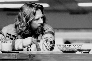 Jeff Bridges as The Dude in the movie 'The Big Lebowski'. The Dude's house from the movie is up for sale. Photo / Supplied