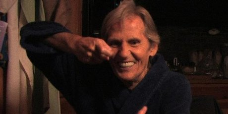 Levon Helm in <i>Ain't In It For My Health</i>. Photo / Supplied