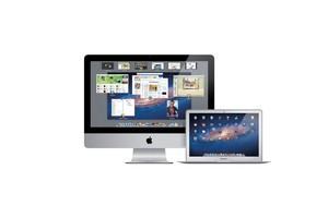 Mac OS X Lion. Photo / Supplied