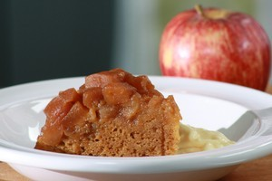 Steamed Apple Pudding. Photo / Supplied