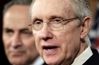 The Senate Democratic leader, Harry Reid, says he will move forward on his debt-limit bill while the House GOP measure remains stalled.