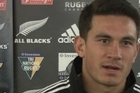 All Black Sonny Bill Williams has confirmed he will be staying in New Zealand and has said that he is humbled by the amount of support he has had and is currently torn between what team he will play for.