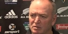 Watch: Graham Henry talks Tri-Nations team selection