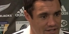 Watch: All Blacks: Dan Carter - Theres a lot more clarity in the side