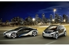 BMW's first entries into its i-car range include the i8 petrol-electric hybrid (left) and the all-electric i3 hatchback. Photo / Supplied