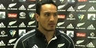 Watch: All Blacks: Competition within team is good