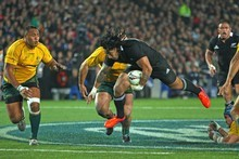 Ma'a Nonu might have booked his ticket to South Africa last night. Photo / Getty Images 