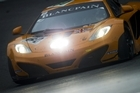 Dave Ryan says the McLaren MP4-12C GT3 is running well for such a new car. Photon / Supplied