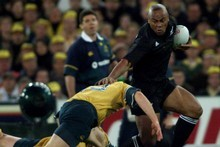 Jonah Lomu featured in some memorable Bledisloe clashes.