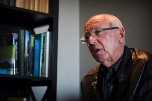 Derek Hansen, author of 'A Man You Can Bank On'. Photo / Natalie Slade