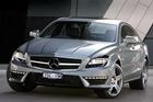 Mercedes-Benz CLS. Photo / Supplied