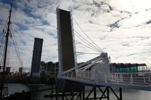 The new bridge. Photo / Sarah Ivey