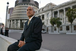 Dr Ashraf Choudhary. Photo / NZ Herald