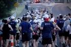 Runners start the original Legend run in 2005. Photo / Greg Bowker