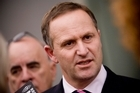 Prime Minister John Key says a decision about whether people should be automatically enrolled in KiwiSaver could be made before the election. Photo / Dean Purcell
