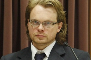 Convicted murderer Clayton Weatherston is taking his appeal against his conviction to the Supreme Court. File photo / NZ Herald