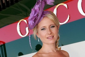 Kate Lynch at the Stella Artois Cup, Ellerslie. Photo / file