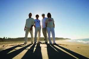 SINKING SHIP: Bands such as Weezer are inventing new ways of attracting fans to gigs. Photo / Supplied