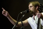 Caleb Followill has reportedly been urged by bandmates to enter rehab. Photo / Richard Robinson