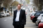 Former Auckland mayoral candidate Colin Craig launched the Conservative Party in Auckland today. Photo / Dean Purcell
