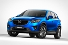 The new CX-5. Photo / Supplied