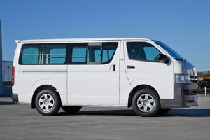 Toyota Hiace. Photo / Supplied
