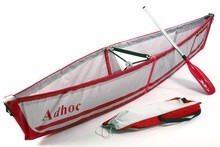 The Adhoc Folding Canoe. Photo / Ori Levin