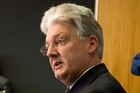 United Future leader Peter Dunne. Photo /Mark Mitchell