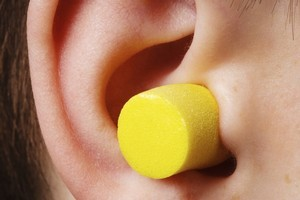 Researchers at the California Institute of Technology have created a tunable acoustic diode-a device which removes the need for earplugs by blocking unwanted sounds from reaching you. Photo / Thinkstock